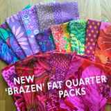 brazen fat quarter packs