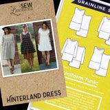 hinterland and uniform tunic patterns