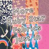 new ruby star fabrics